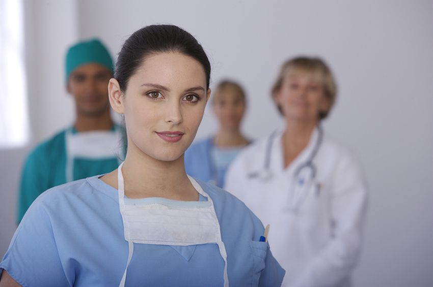 Ärztin in der Fachklinik Sankt Lukas