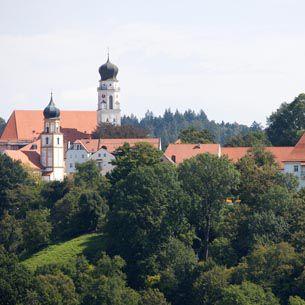 Burg in Bayern