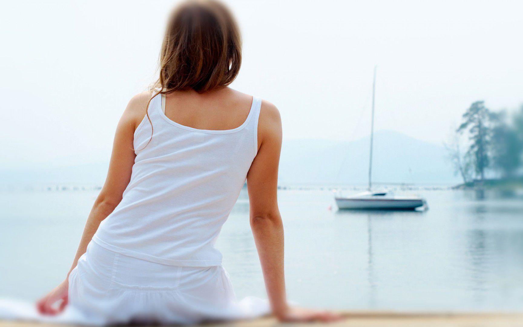 Entspannen am See statt Stress