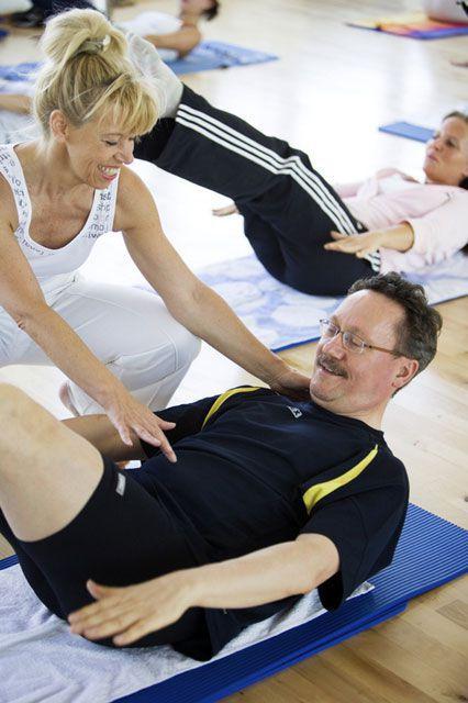 Männer-Gesundheit in Bad Griesbach