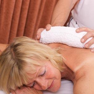 Manuelle Medizin bei Schmerzpatienten