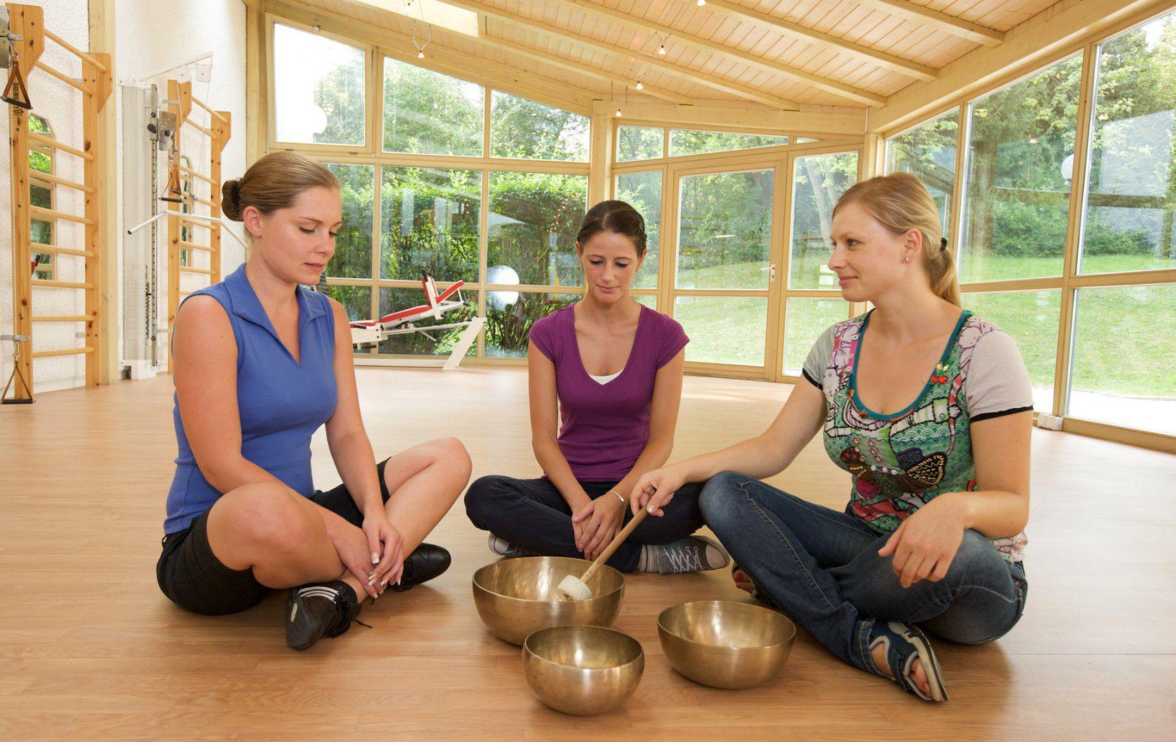 Meditation in der Fachklinik Sankt Lukas in Bad Griesbach