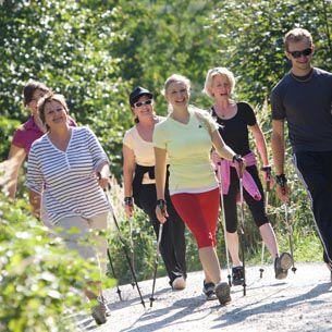 Nordic Walking Marathon in Bad Griesbach