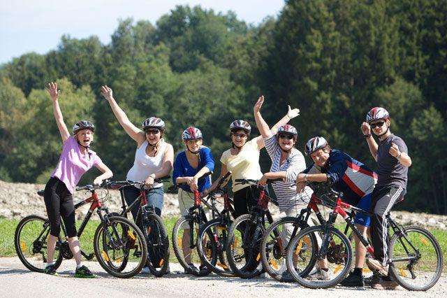 Radtouren durch Bad Griesbach