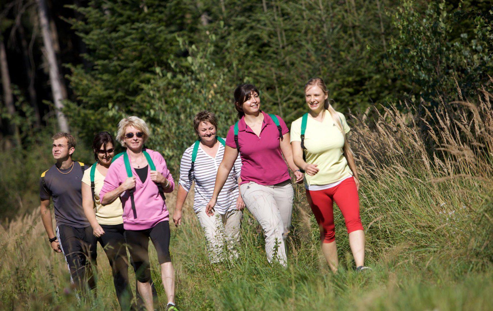 Sport und Bewegungstherapie in der Fachklinik Sankt Lukas in Bad Griesbach
