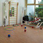 Sportraum der Fachklinik Sankt Lukas in Bad Griesbach