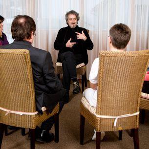 St Lukas Gruppentherapie