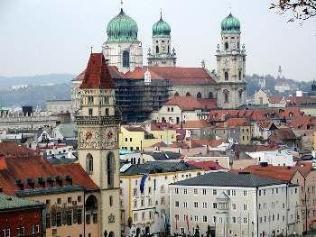 Stadtturm von Passau