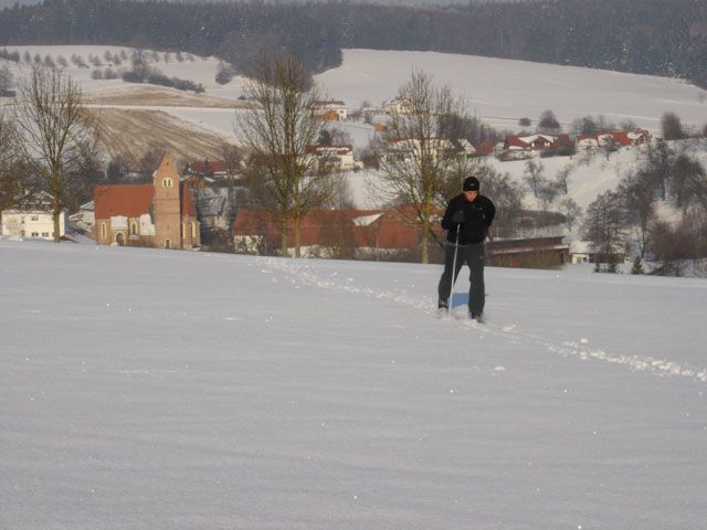 Wintersport in Bad Griesbach