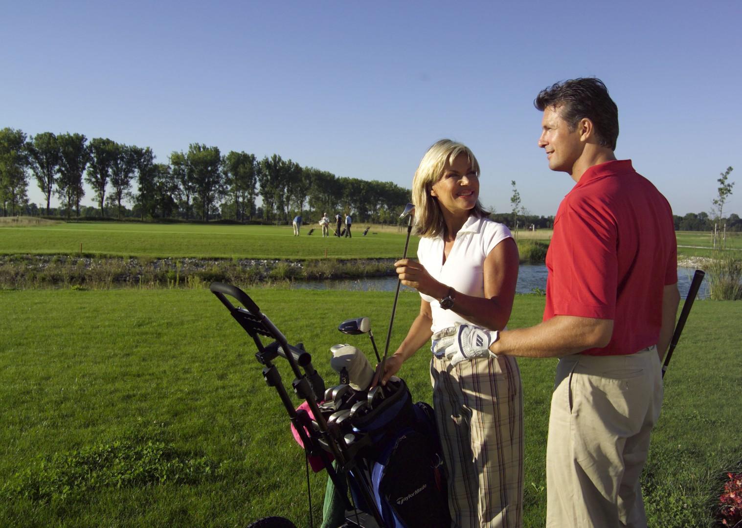 Golf und psychosomatische Reha Fachklinik St. Lukas
