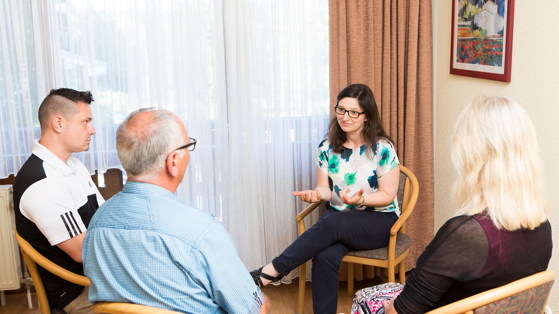 Psychosomatik Behandlung in der Fachklinik Sankt Lukas in Bad Griesbach
