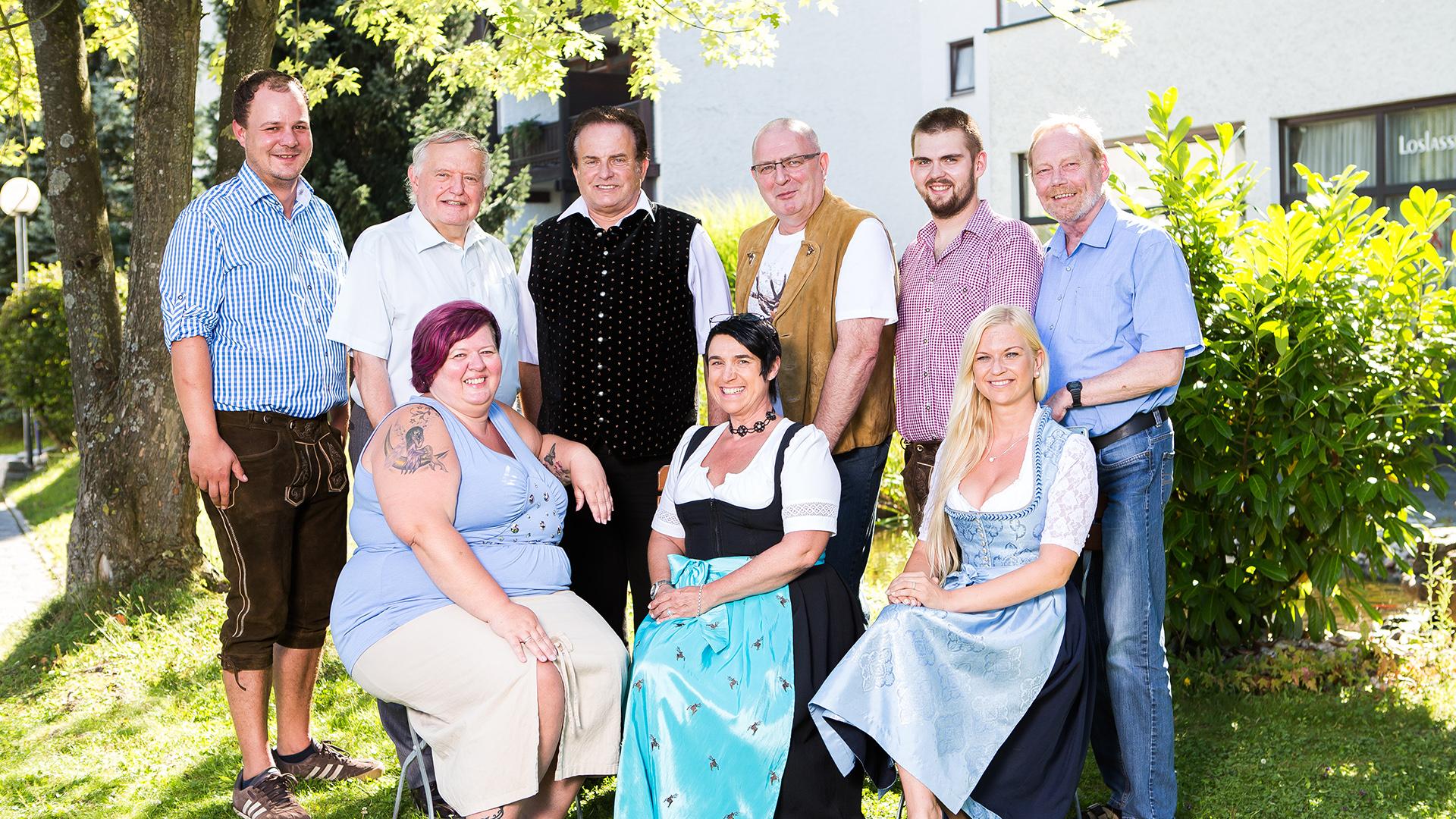 Team Fachklinik Sankt Lukas in Bad Griesbach